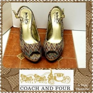 Coach and Four